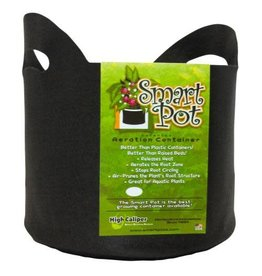 SMARTPOT Smart Pot Black w/ Handles