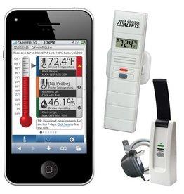 La Crosse La Crosse Alerts Remote Temperature & Humidity Monitoring System