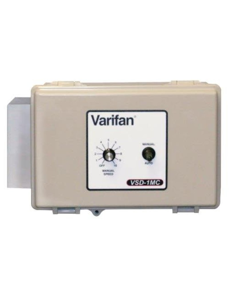 VOSTER Vostermans Variable Speed Drive w/ Manual Override