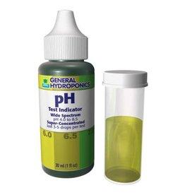GEN HYD GH pH Test