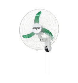 """18"""" Wall Mount Oscillating Fan"""