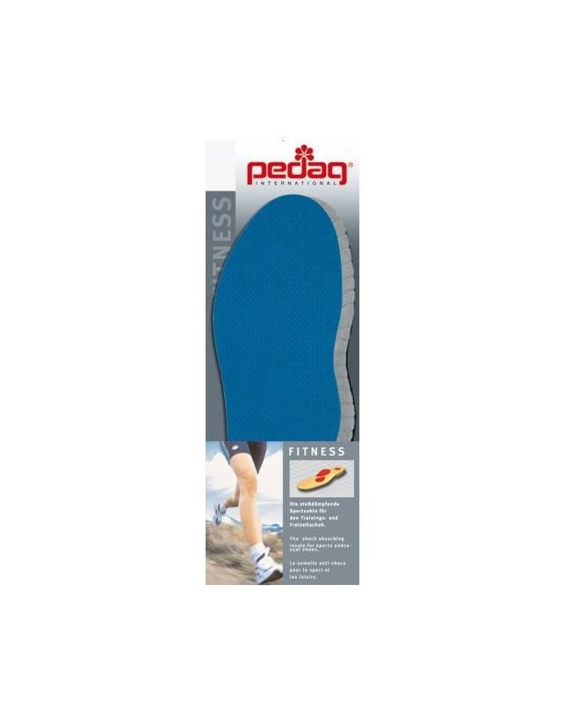 FITNESS insoles - antichoc insoles