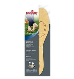 Kid's leather insoles