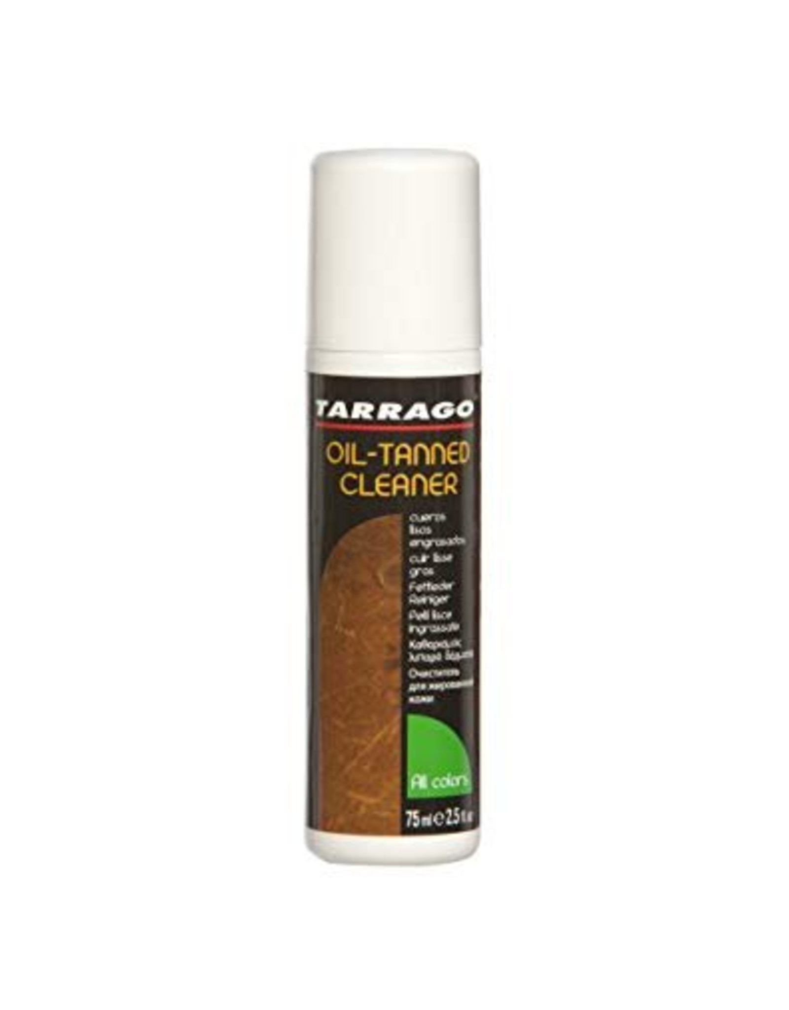 Oily leather cleaner - specially formulated for oily leather