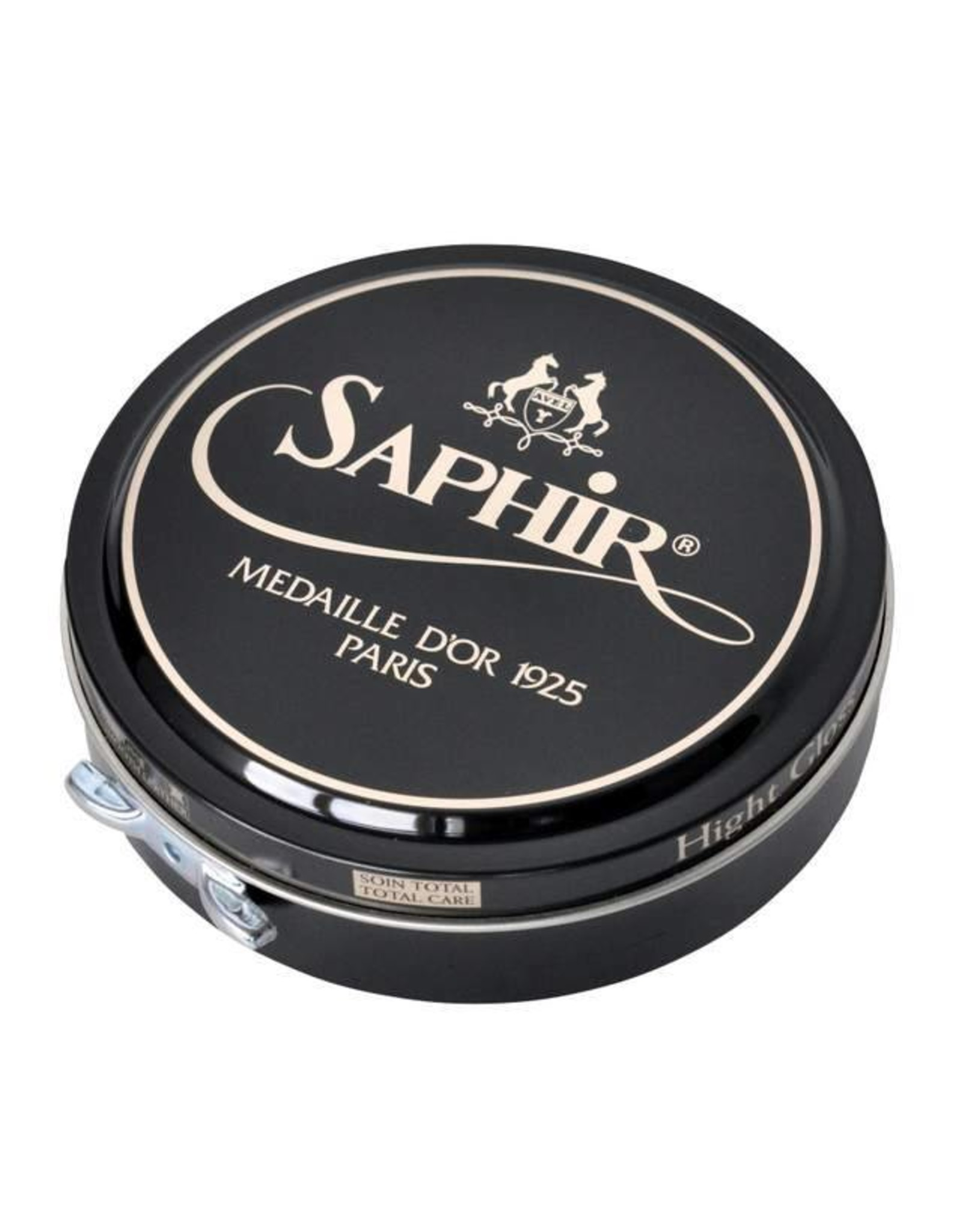 Saphir Medaille D'or Pate De Luxe - Wax Shoe Polish 100ml