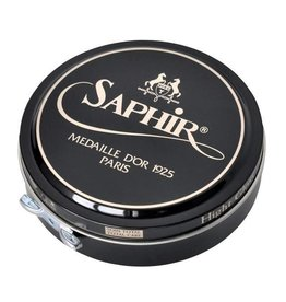 Saphir Pate De Luxe - Wax Shoe Polish 100ml