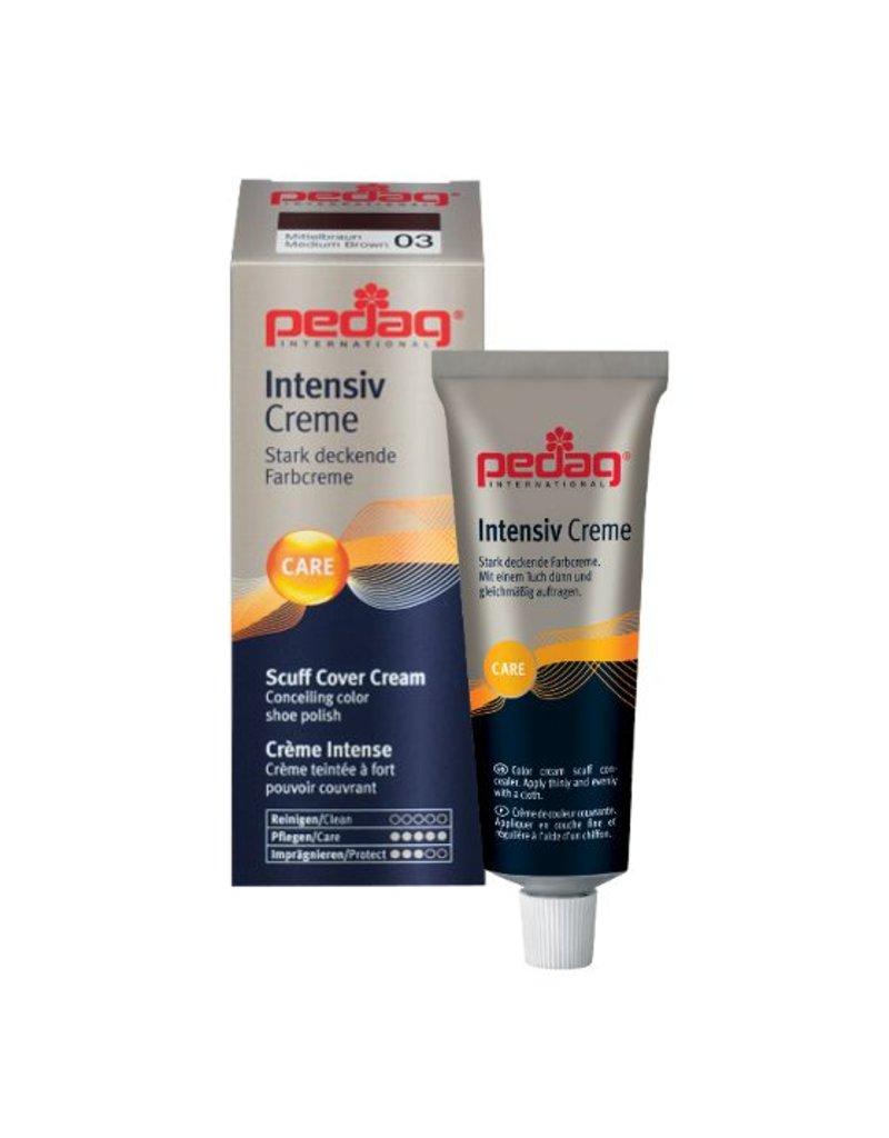 Leather coloring cream INTENSIV -