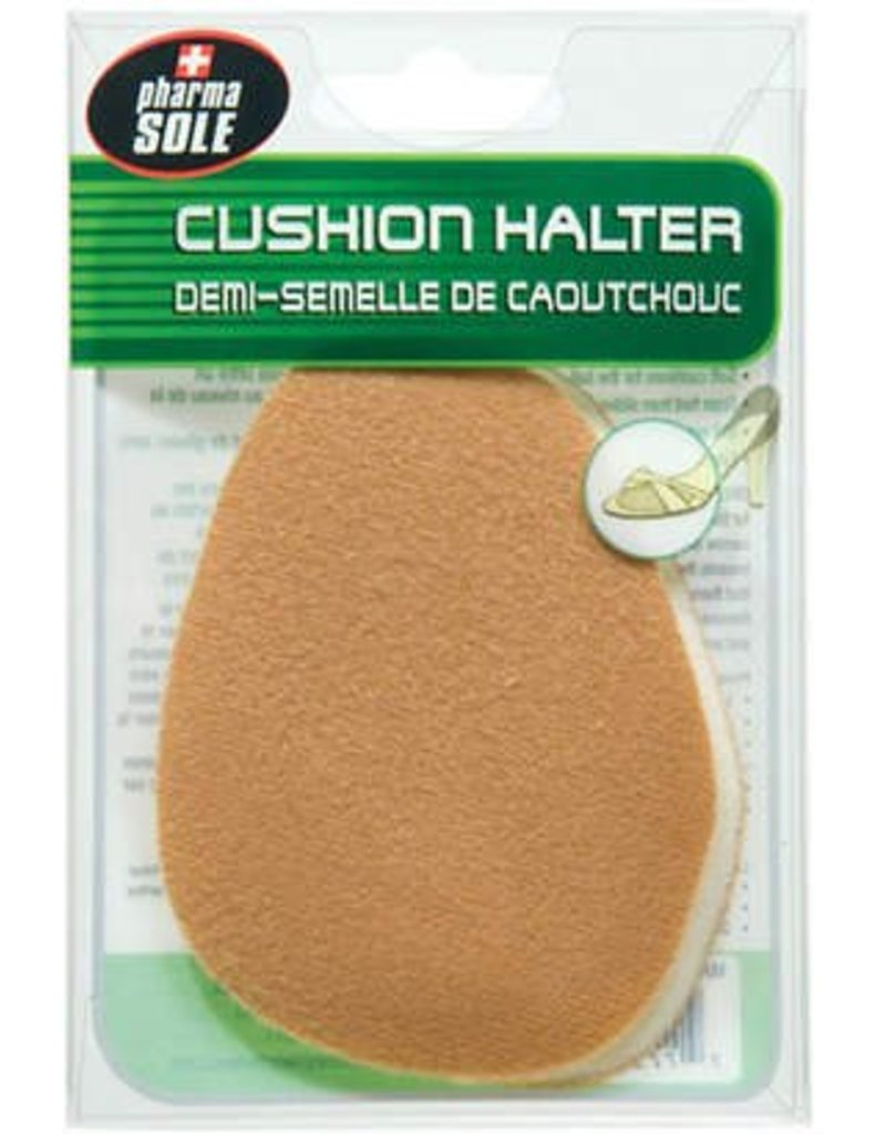Suede Cushion Halter - to relieve the forefoot