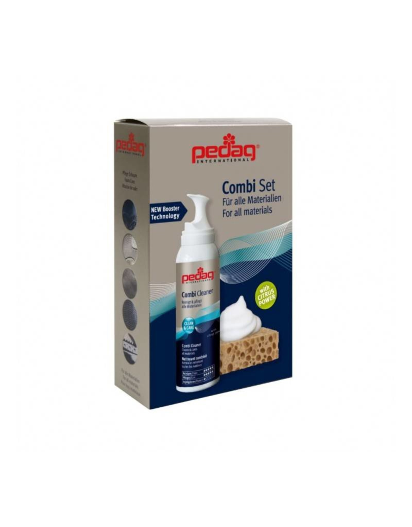 Combi cleaner - Patent leather cleaner