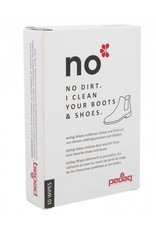NO- Lingettes nettoyantes pour les souliers