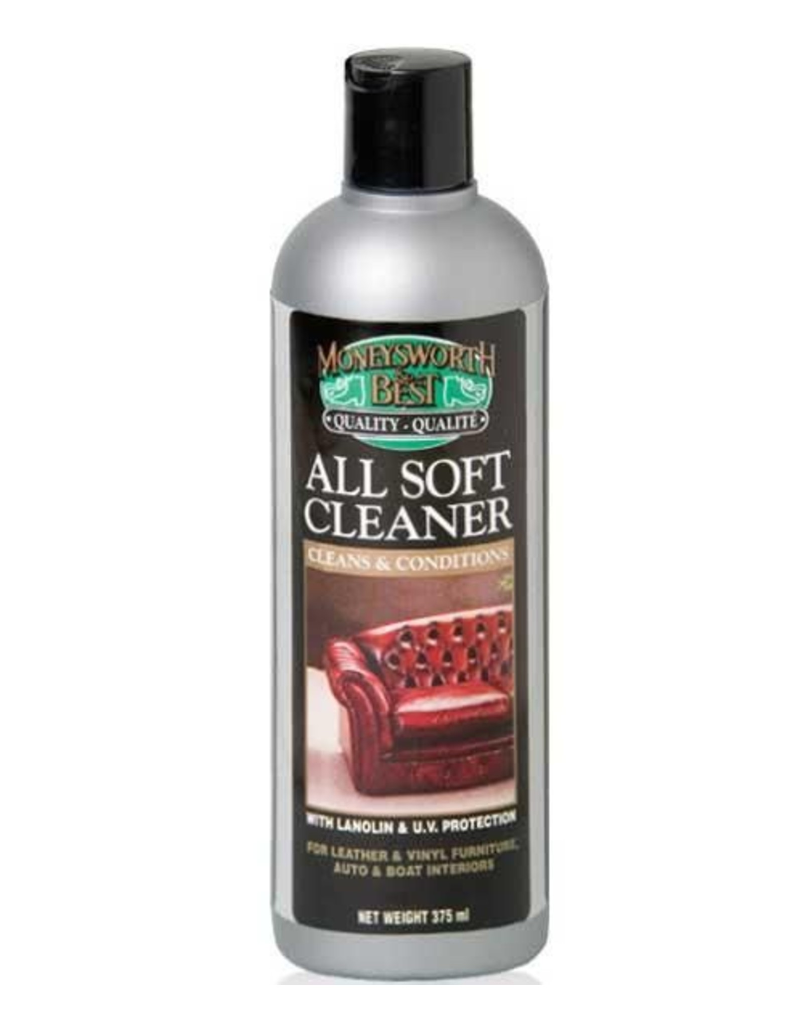 ALL SOFT Cleaner - Cleans & Conditions