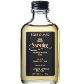 SOLE GUARD - Natural leather sole oil