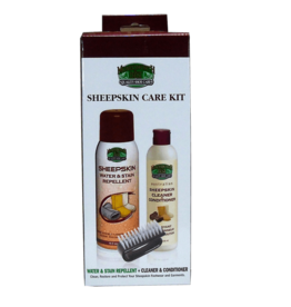 Kit d'entretien pour peau de mouton