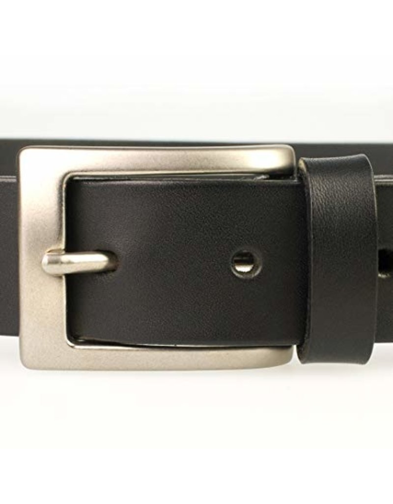Genuine leather belt made in Canada