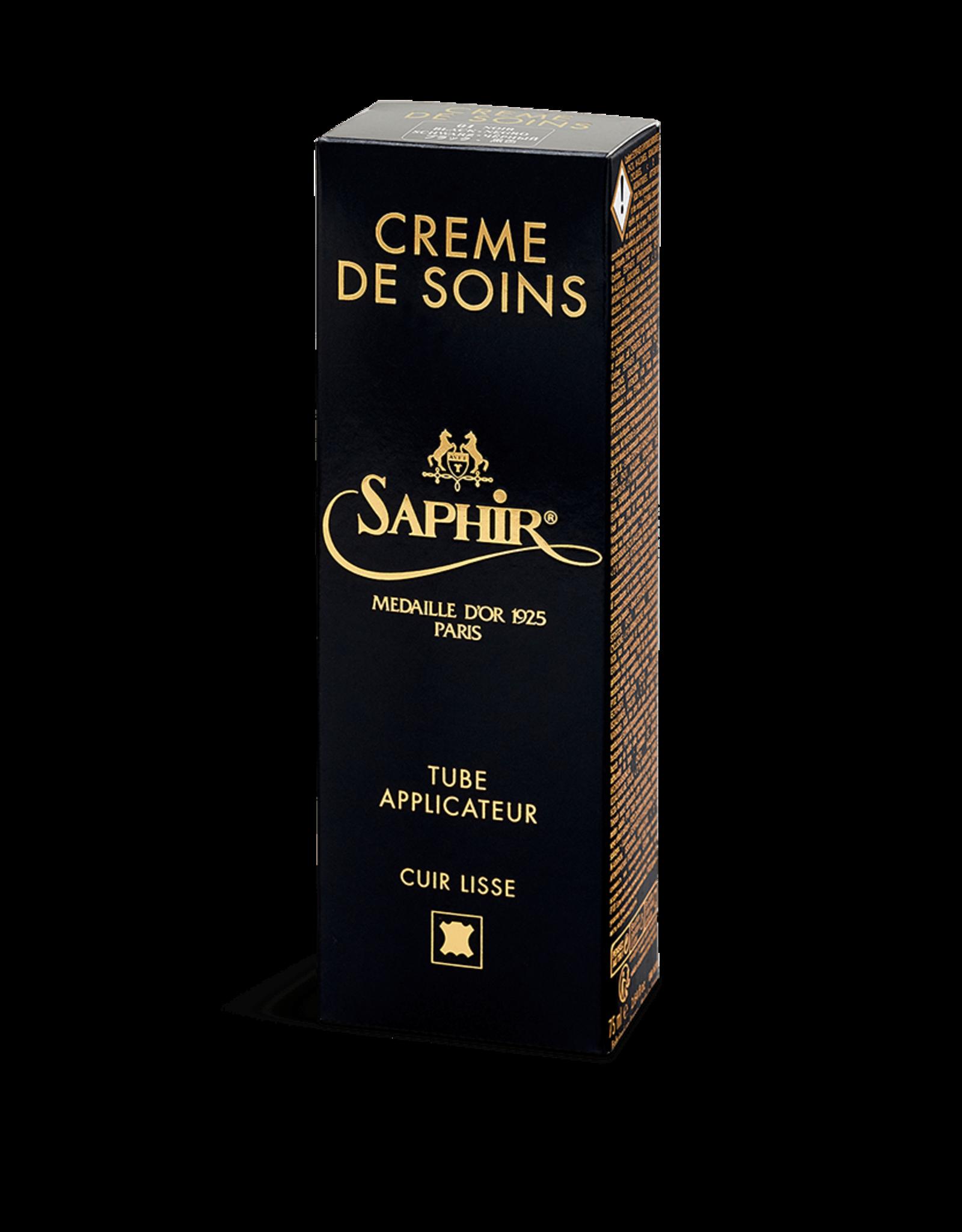 Crème de soin de Saphir - pour raviver la beauté du cuir lisse