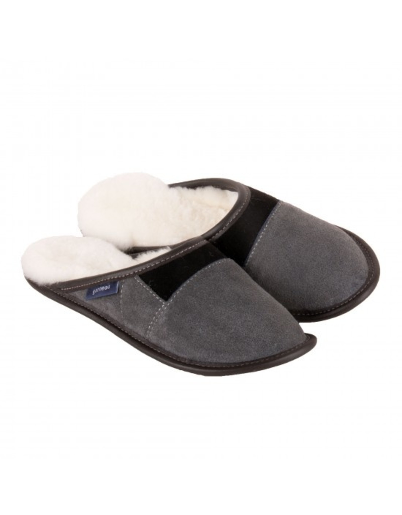 All-purpose mule slippers - Made in Quebec