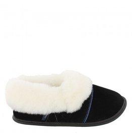 Men's suede slippers - Made in Québec