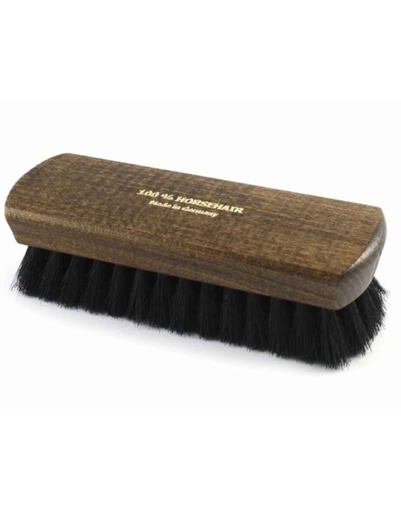 High quality Horsehair shoe polishing brush