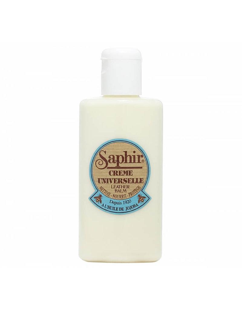 Crème universelle de Saphir - Baume pour le cuir