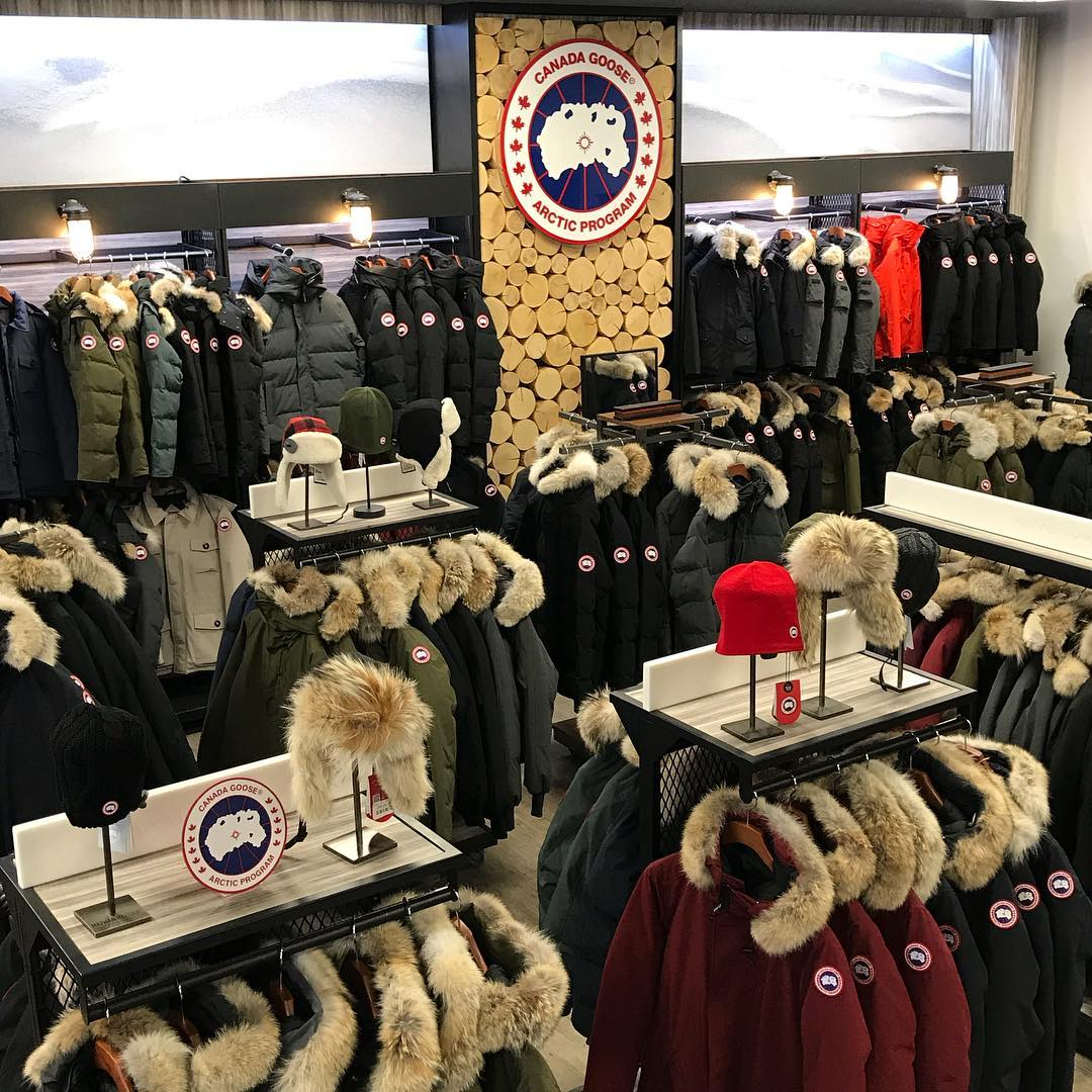 Tamarack Clothing in Winnipeg, Manitoba