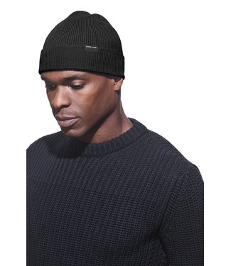 CANADA GOOSE M'S FITTED BEANIE