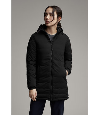 CANADA GOOSE W'S CAMP HOODED JACKET