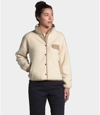 THE NORTH FACE W'S CRAGMONT FLEECE JACKET