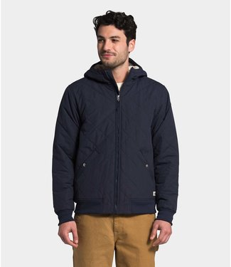 THE NORTH FACE M'S CUCHILLO INSULATED FULL ZIP HOODIE
