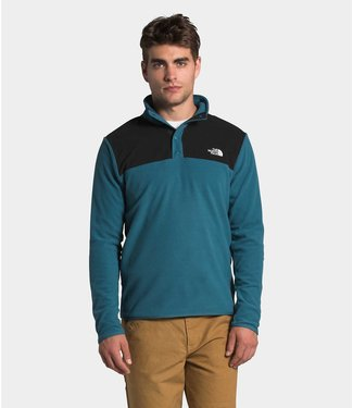 THE NORTH FACE M'S TKA GLACIER SNAP-NECK PULLOVER