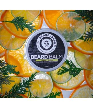BEARD & BRAWN BEARD BALM