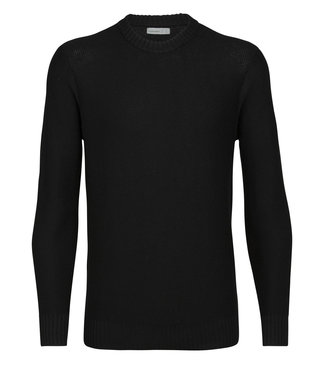 ICE BREAKER M'S WAYPOINT CREW SWEATER