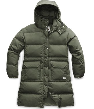 THE NORTH FACE W'S DOWN SIERRA PARKA