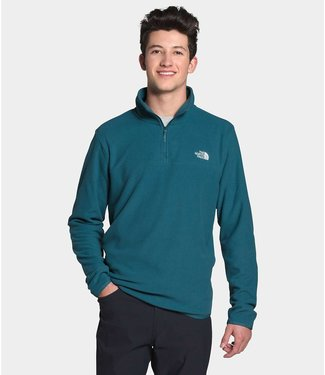 THE NORTH FACE M'S TKA GLACIER ¼ ZIP PULLOVER