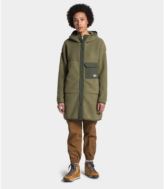 THE NORTH FACE W'S FLC MASHUP COAT