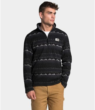 THE NORTH FACE M'S GORDON LYONS NOVELTY 1/4 ZIP P/0