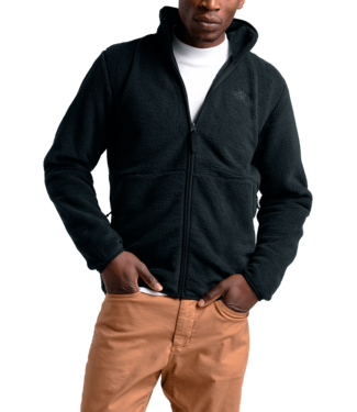 THE NORTH FACE M'S DUNRAVEN SHERPA FULL-ZIP SWEATSHIRT