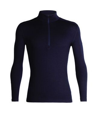 ICE BREAKER M'S 260 TECH LS HALF ZIP