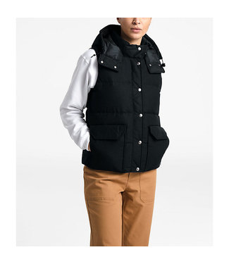 THE NORTH FACE W'S DOWN SIERRA VEST