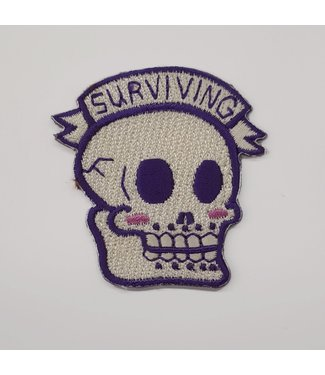 BARELY SURVIVING PATCH