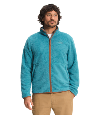 THE NORTH FACE M'S DUNRAVEN SHERPA FULL ZIP SWEATSHIRT