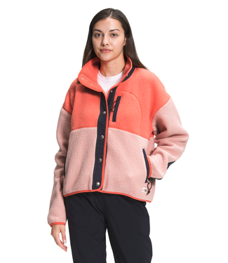 THE NORTH FACE W'S CRAGMONT JACKET