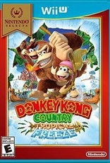 Wii U Donkey Kong Country: Tropical Freeze: Nintendo Selects