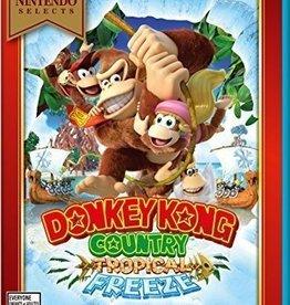 Wii U Donkey Kong Country: Tropical Freeze: Nintendo Selects