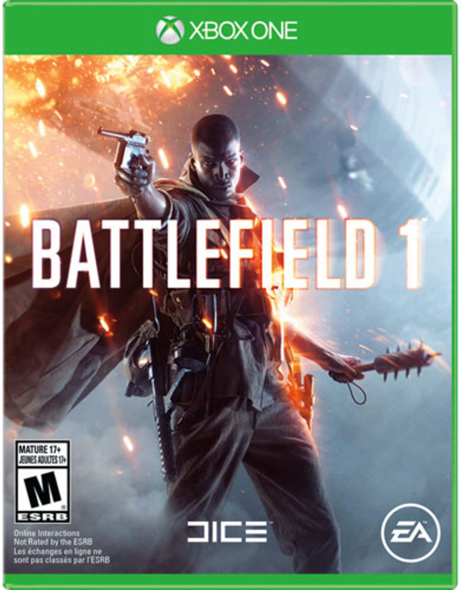 Xbox One Battlefield 1 (Used)