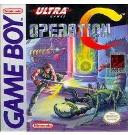 GameBoy Contra Operation C (Cart Only)