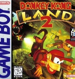 GameBoy Donkey Kong Land 2 (Cart Only)
