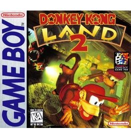 GameBoy Donkey Kong Land 2 (Cart Only)
