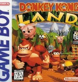 GameBoy Donkey Kong Land (Cart Only)