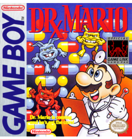 GameBoy Dr. Mario (Cart Only)