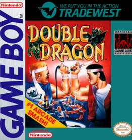 GameBoy Double Dragon (Cart Only)